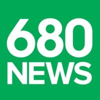 Logo of radio station 680 NEWS