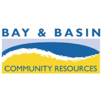 Logo of radio station Bay and Basin FM