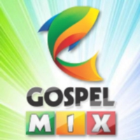 Logo of radio station Rádio Gospel Mix