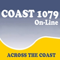 Logo de la radio Coast 107.9 On Line
