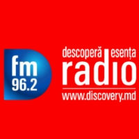 Logo of radio station Discovery 96.2 FM