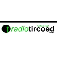 Logo de la radio Radio Tircoed 106.5FM