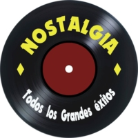 Logo of radio station Nostalgia FM