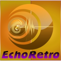 Logo of radio station EchoRetro
