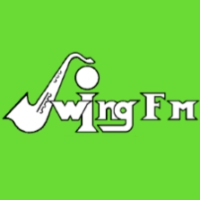 Logo of radio station Swing FM