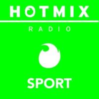 Logo of radio station Hotmixradio SPORT
