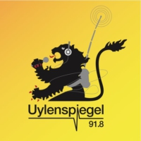 Logo of radio station Radio uylenspiegel 91.8