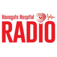 Logo of radio station Harrogate Hospital Radio