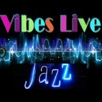 Logo of radio station VIBES-LIVE JAZZ AND BLUES