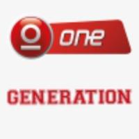 Logo of radio station One FM - Generation