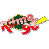 Logo of radio station Ritmo 96 FM