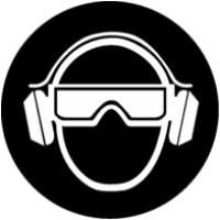 Logo of radio station Rant Radio Punk