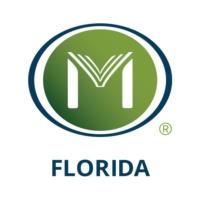 Logo de la radio WKES Moody Radio Florida