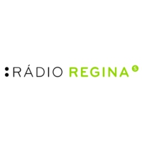 Logo of radio station Rádio Regina Stred