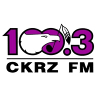 Logo of radio station CKRZ FM