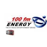 Logo of radio station Energy 100 fm