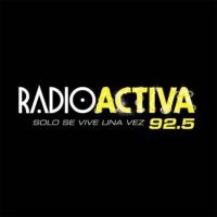 Logo de la radio RadioActiva 92.5