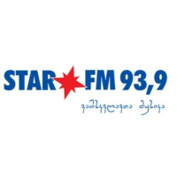 Logo of radio station STAR FM 93.9