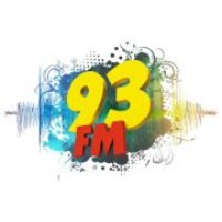 Logo of radio station Radio 93 FM