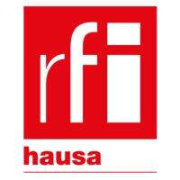 Logo of radio station RFI Hausa