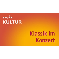 Logo de la radio MDR Klassik im Konzert