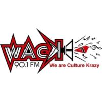 Logo of radio station WACK 90.1 FM