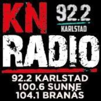Logo of radio station KN Radio 92.2