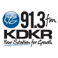 Logo of radio station KDKR 91.3