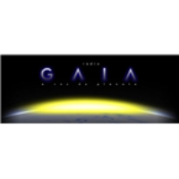 Logo of radio station Radio Gaia Brazil