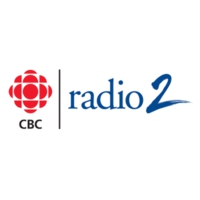 Logo of radio station CBC Radio Pacific