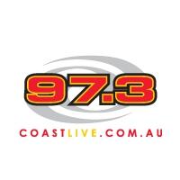 Logo de la radio Coast Live 97.3 6CST
