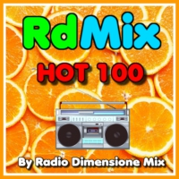Logo of radio station RDMIX HOT 100