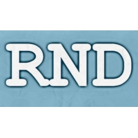 Logo of radio station RND - Radio Nord Diffusion
