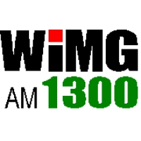 Logo of radio station WIMG 1300 AM