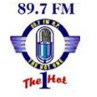 Logo de la radio Rp The Hot one
