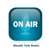 Logo of radio station WealthCare Radio