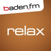 Logo of radio station baden.fm Relax