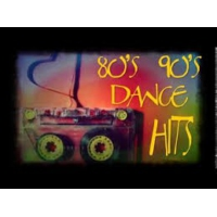 Logo of radio station 80S 90S SUPER DANCE