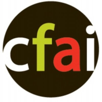 Logo of radio station CFAI FM