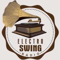 Logo of radio station Electro Swing Radio