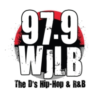 Logo of radio station 97.9 WJLB