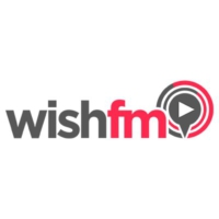 Logo of radio station Wish FM