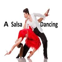 Logo de la radio A Salsa Dancing