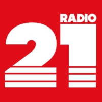 Logo of radio station Radio 21