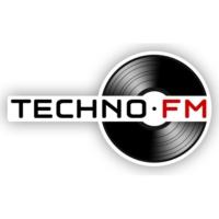 Logo of radio station Techno.FM