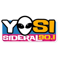 Logo of radio station Yo Si Sideral