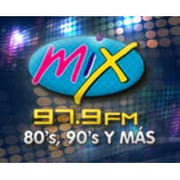 Logo de la radio Mix 97.9