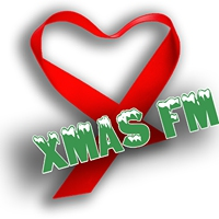 Logo of radio station XMAS-FM