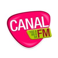 Logo of radio station Canal FM