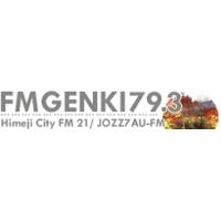 Logo of radio station FM Genki 79.3